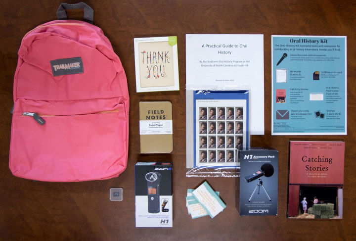 Backpack-Sized Archiving Kit Empowers Community Historians to Record Local Narratives